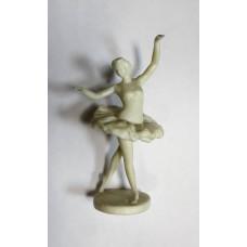 Балерина, пластмасса, 1960-70-е гг. СССР.