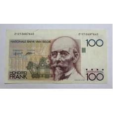 Бельгия, 100 франков, 1994г.