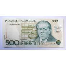 Бразилия, 500 крузадо, 1988г.