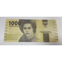 Индонезия, 1000 рупий, 2016г.
