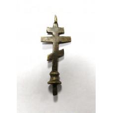 Крест на кадило, XIXв.