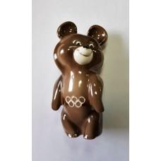МИШКА Олимпийский, Дулёво