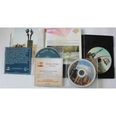 Инта - CD диски 3шт. и брошюра.