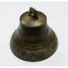 Колокол с надписью 1866г., ОШИБКА ГОДА , XIXв.