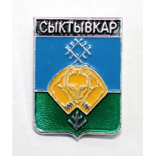 Коми - Герб СЫКТЫВКАР, Республика Коми