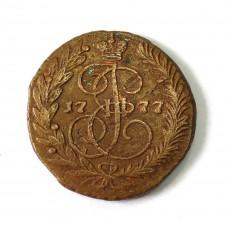 2 копейки, 1777г., ЕМ, Россия