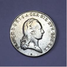 Австрия, 1 талер, 1793г., Франц II