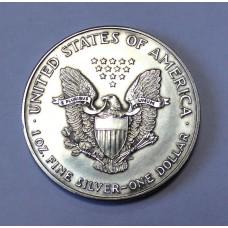 "США, 1$, 1994г.  ""Шагающая тётя""."