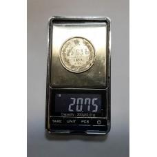1 рубль 1878г. СПБ - НФ, Россия