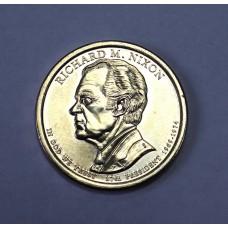 США, 1$, Президент №37 RICHARD M. NIXON, 2016г.