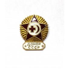 ДОНОР СССР 50-х гг., булавка.