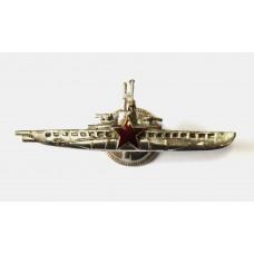 Знак - Командир подлодки, СССР