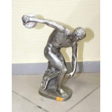 Дискобол, автор Мурзин. 1960-70-е гг. СССР