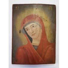 """Икона - """" Богородица """", XIXв."""