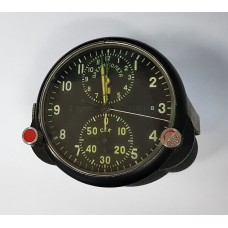 Часы авиационные АЧС-1 СССР. на ходу.