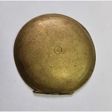 Крышка от карманных часов Большие часы нач. 20 века