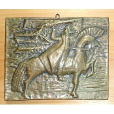 Будёновец на коне, Борисов Юрий Григорьевич ( Коми АССР )