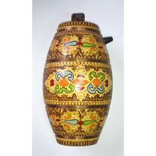 Бутылка - бочонок, сувенир. Болгария