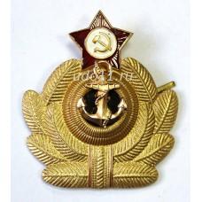 Кокарда - ВМФ СССР
