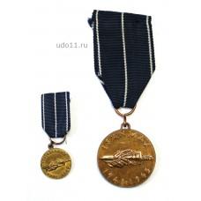 Медаль 1941-45гг., 2шт. ( Финляндия ).