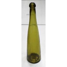 Бутылка зелёная, старая