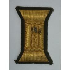 Катушка на рукав офицерского кителя образца 43г.