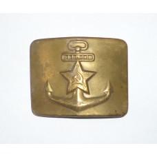 Бляха ВМФ СССР