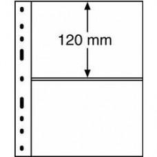 Листы для банкнот Optima 2C (прозрачные)