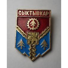 Коми - Герб г.Сыктывкара