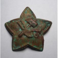 Звёзда РККА 1918-1922гг.