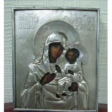 """Икона - """" Смоленская Пр.Богородица """", 1901г. - На подарок!"""
