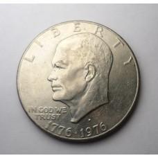 """США, 1$, 1976г. """"200л. Америке"""""""