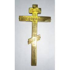 Крест напрестольный, XIX век.
