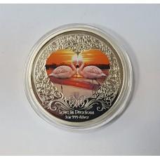 НИУЕ, 2 доллара $, 2011 года. Влюблённым Подарок.