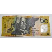 Австралия 50$ долларов 2010г.