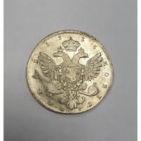 1 Рубль 1738г. СПБ Анна Иоанновна