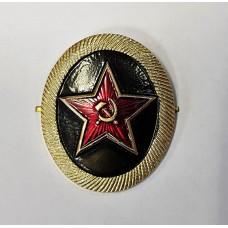 Кокарда МОРПЕХ СССР.
