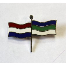 Коми - Флаг Республики Коми правый