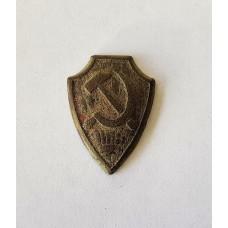 Кокарда - РКМ образца 1926г. милиция