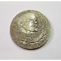 Медаль настольная 50 лет Казахской ССР Ленин