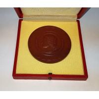 Медаль настольная - Мейсен ( Германия ).