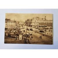 Открытка - Площадь Свердлова, 1927г.