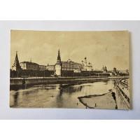 Открытка - Москва. Кремль. 20-30-е гг. СССР