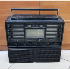 Приемник ЛЕНИНГРАД 010 стерео 1976г. работает. БОЛЬШОЙ И ТЯЖЕЛЫЙ!!! радио